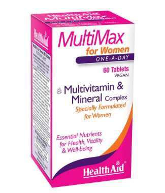 Healthaid Multimax Women Tablet