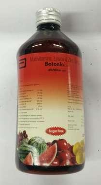 BETONIN AST SYRUP