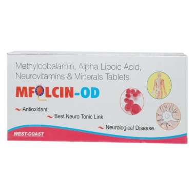MFOLCIN - OD TABLET