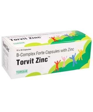 TORVIT ZINC CAPSULE