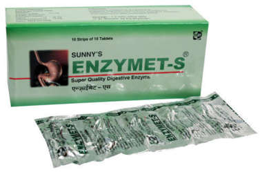 ENZYMET-S TABLET