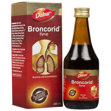 BRONCORID SYRUP
