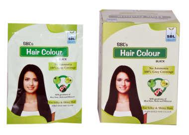 SBL HERBAL HAIR COLOUR BLACK