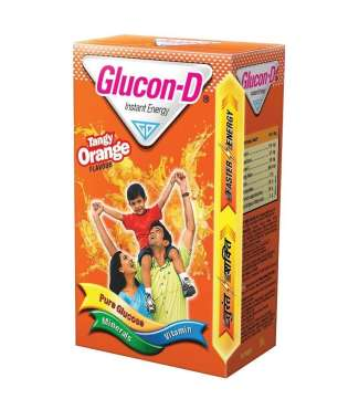 GLUCON-D ORANGE POWDER