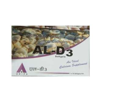 AL-D3 CAPSULE