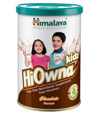 HIMALAYA  HIOWNA KIDZ POWDER CHOCOLATE