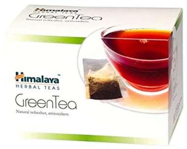 HIMALAYA GREEN TEA  SACHET