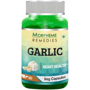 MORPHEME  GARLIC CAPSULE