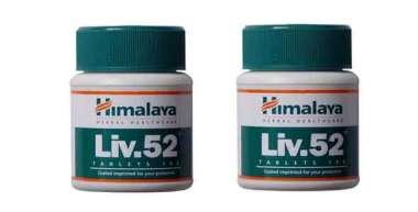 HIMALAYA LIV.52 TABLET (PACK OF 2)