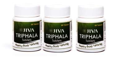 JIVA TRIPHALA TABLET PACK OF 3