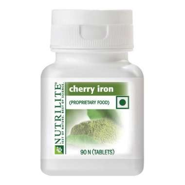 Amway Nutrilite Cherry Iron Tablet