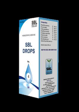 SBL DROPS NO. 4 (FOR BP)
