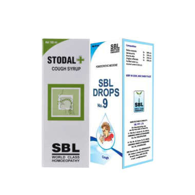 SBL110 COLD AND COUGH CARE PACK (COMBO OF 2)