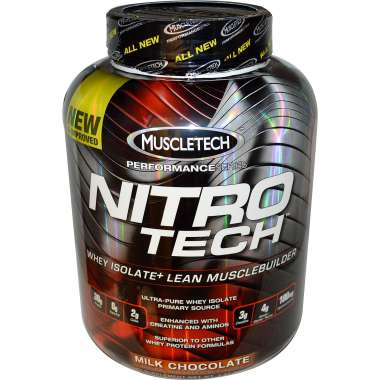 MUSCLETECH NITROTECH PERFORMANCE SERIES CHOCOLATE