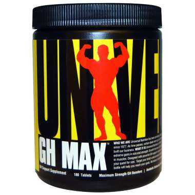 Universal Nutrition GH Max Tablet