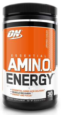 OPTIMUM NUTRITION AMINO ENERGY ORANGE