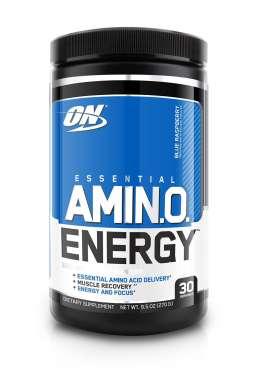 OPTIMUM NUTRITION AMINO ENERGY BLUE RASPBERRY