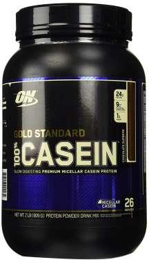 ON GOLD STANDARD 100% CASEIN POWDER CHOCOLATE SUPREME