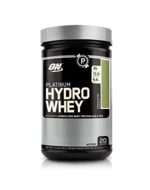 OPTIMUM NUTRITION PLATINUM HYDRO WHEY POWDER CHOCOLATE MINT
