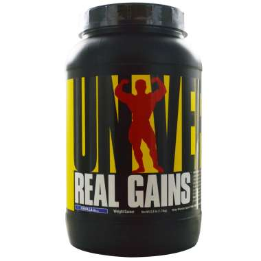 Universal Nutrition Real Gains Chocolate