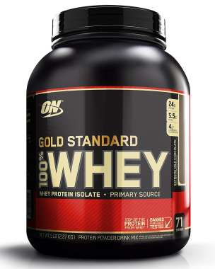 OPTIMUM NUTRITION GOLD STANDARD 100% WHEY EXTREME MILK CHOCOLATE