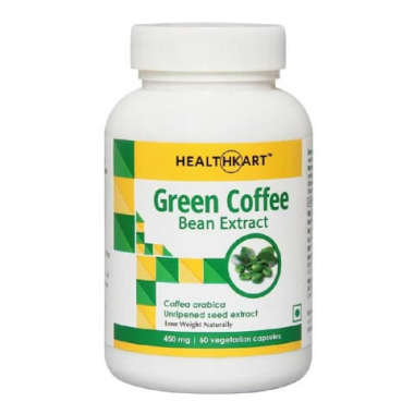 HealthKart Green Coffee Bean Extract  Capsule