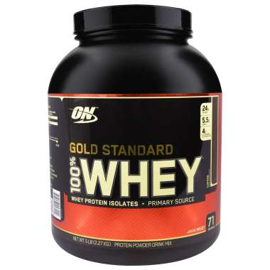 OPTIMUM NUTRITION GOLD STANDARD 100% WHEY COFFEE