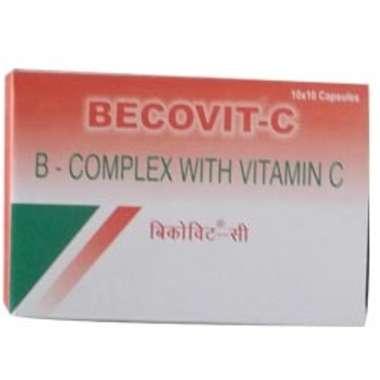 BECOVIT C CAPSULE