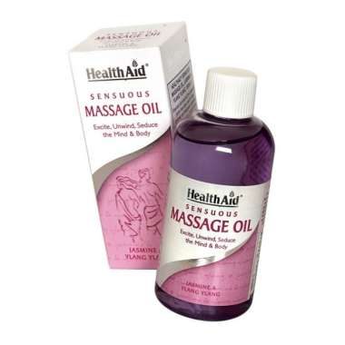 HEALTHAID SENSUOUS MASSAGE OIL