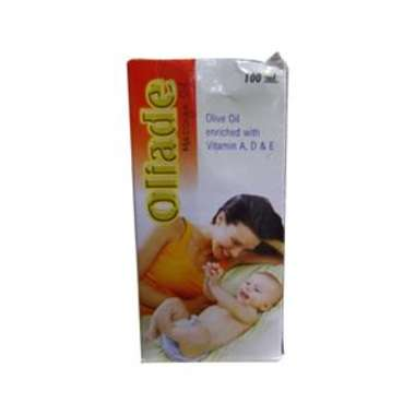 OLIADE MASSAGE OIL