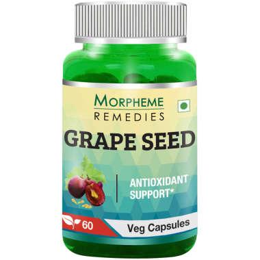 MORPHEME GRAPE SEED EXTRACT  CAPSULE