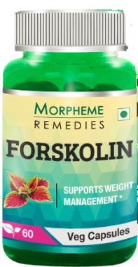 Morpheme Forskolin  Capsule