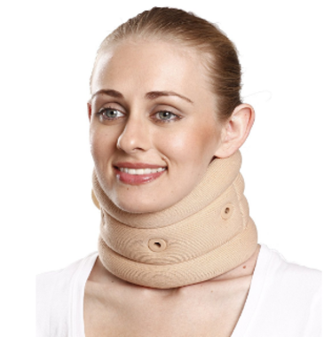 Tynor B-02 Soft Cervical Collar with Support M