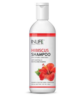 INLIFE HIBISCUS SHAMPOO