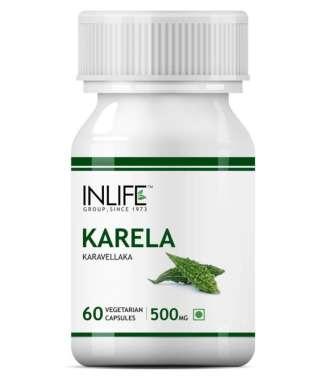 INLIFE KARELA 500MG CAPSULE