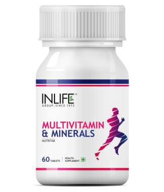 Inlife Multivitamin and Minerals Tablet