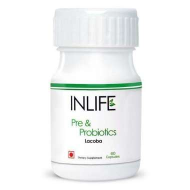 INLIFE PRE AND PROBIOTICS CAPSULE