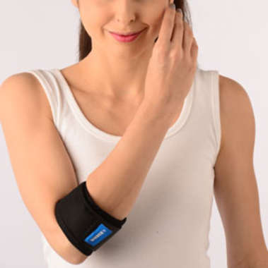 Vissco Tennis Elbow Support with Pressure Pad 0617 Universal
