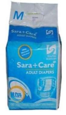 Sara Care Adult Diaper (Medium)