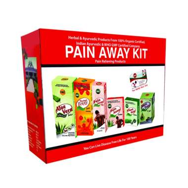 IMC PAIN AWAY KIT