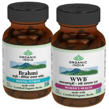 ORGANIC INDIA STRESS RELIEF-WOMEN KIT