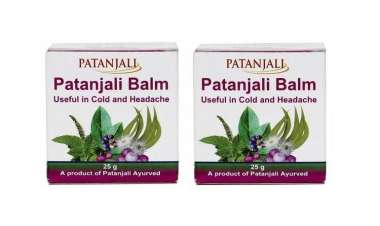 PATANJALI BALM (PACK OF 2)