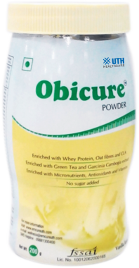 Obicure Powder Vanilla
