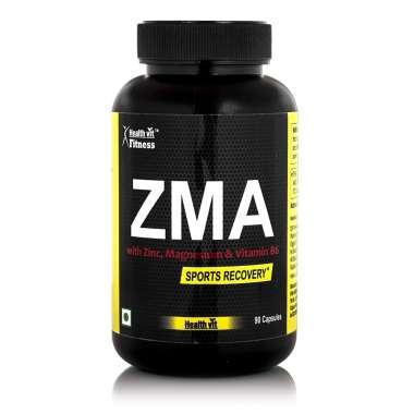 HealthVit Zma Sports Recovery Capsule