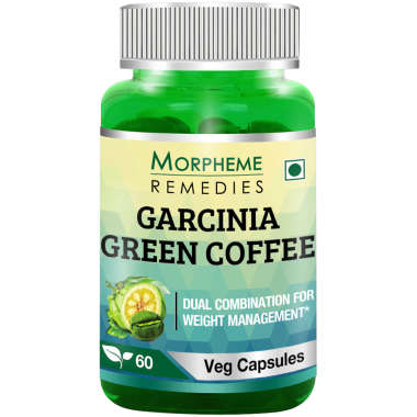 MORPHEME GARCINIA GREEN COFFEE CAPSULE