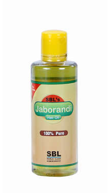 SBL JABORANDI HAIR OIL