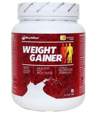 MUSCLEBLAZE WEIGHT GAINER CHOCOLATE