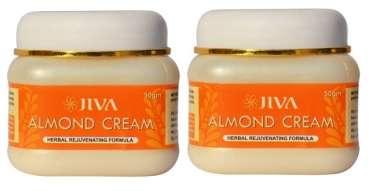 JIVA ALMOND CREAM PACK OF 2
