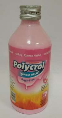 POLYCROL ANTACID ORAL GEL MINT