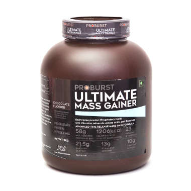 Proburst Ultimate Mass Gainer Chocolate